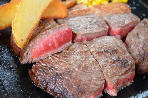 たにかわ牛ステーキ